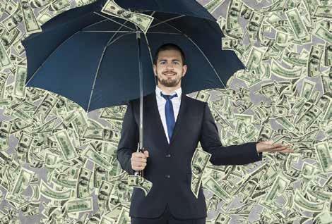 pluie argent