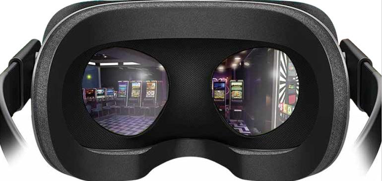 casque casino réalité virtuelle